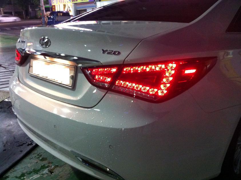 Hyundai 2012 Sonata Led Tail Lamp Manufacturers Hyundai 2012