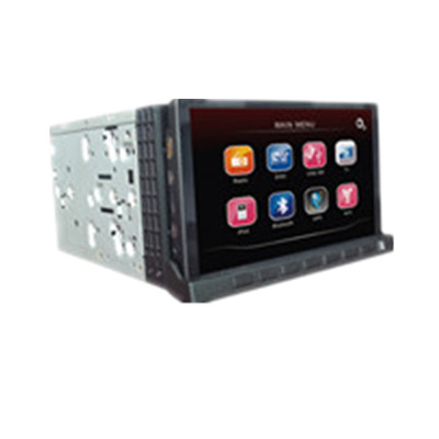 2 DIN Android Car PC = Indash 2DIN Touch S...