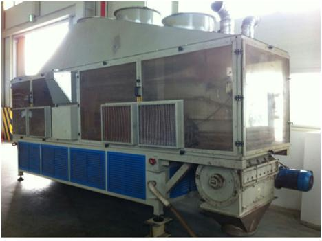 HORIZONTAL COOLING SYSTEM TYPE RWP-1