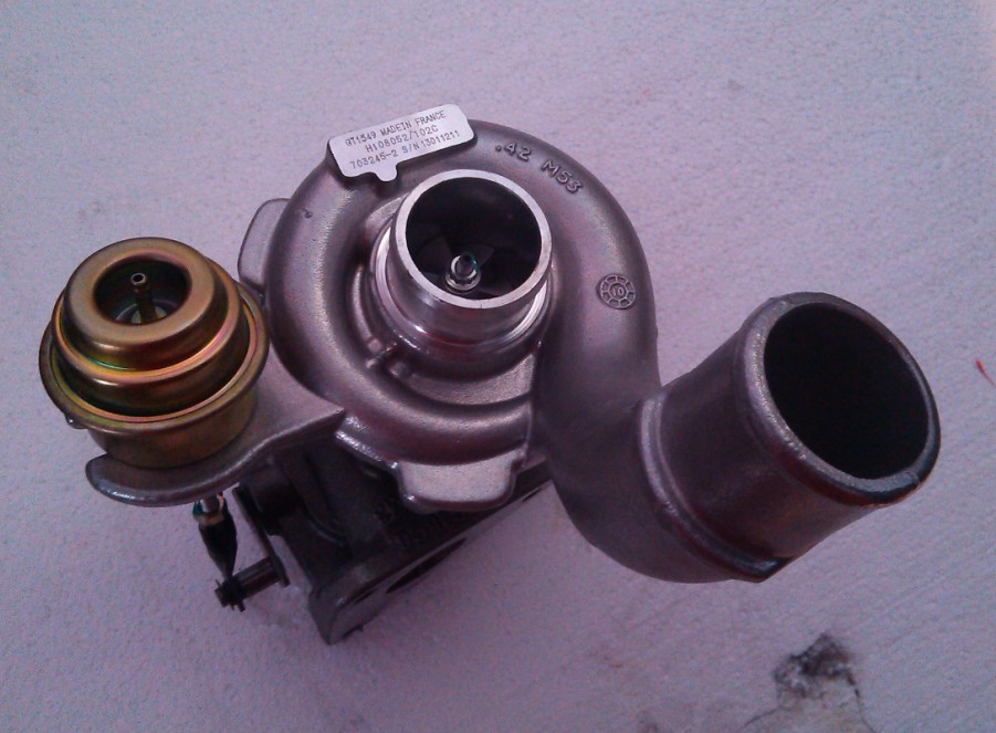 Renault GT1549 703245-1 garrett turbocharg... Made in Korea