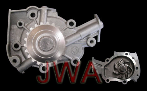 Water pump OEM No. 9656-3958