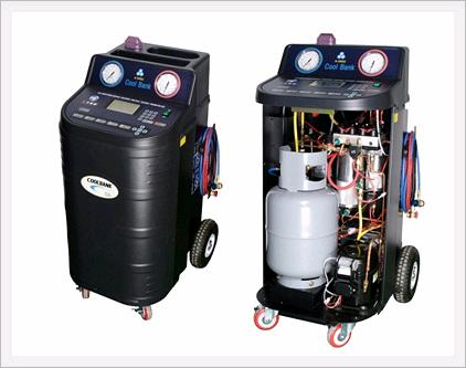 Coolant Exchanger -Cool Bank-