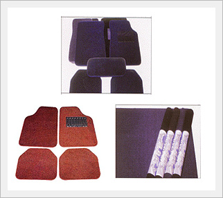 Aroma car mats  Made in Korea