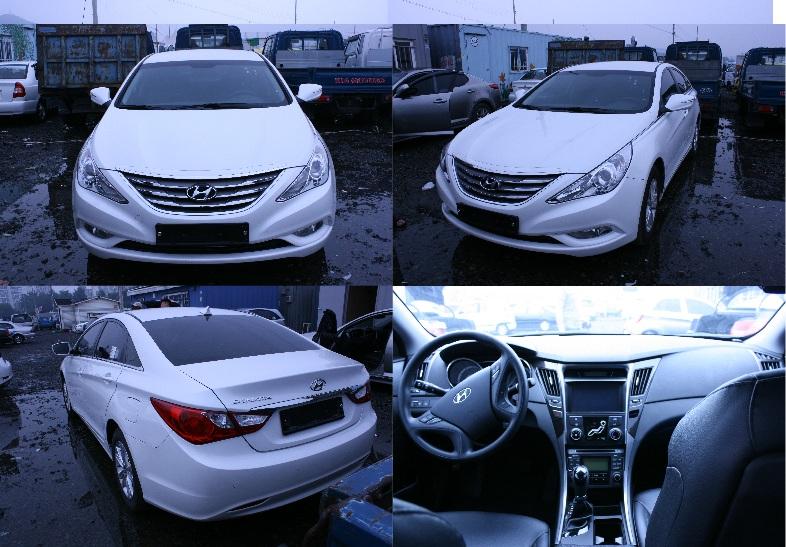 Hyundai Used Car Yf Sonata