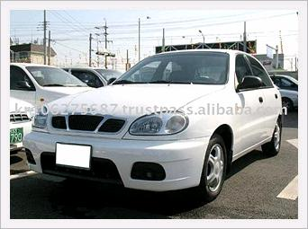 Used Sedan -Lanos GM Daewoo Made in Korea