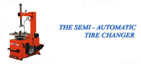 Tire Changer Made in Korea