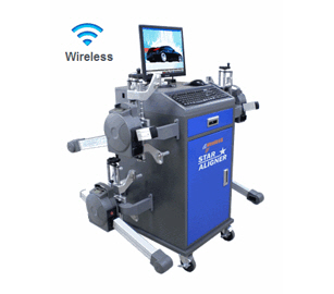 Wheel Aligner | wireless-CCD  Made in Korea