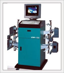 Wheel Alignment System, Wheel Aligner  Made in Korea