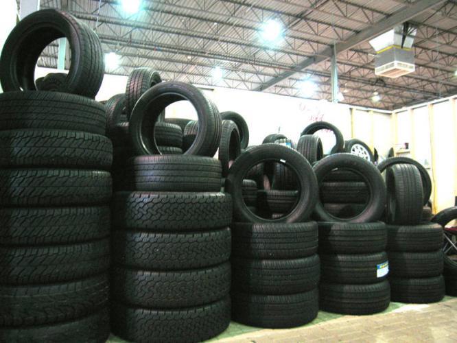 Car Tire Sales