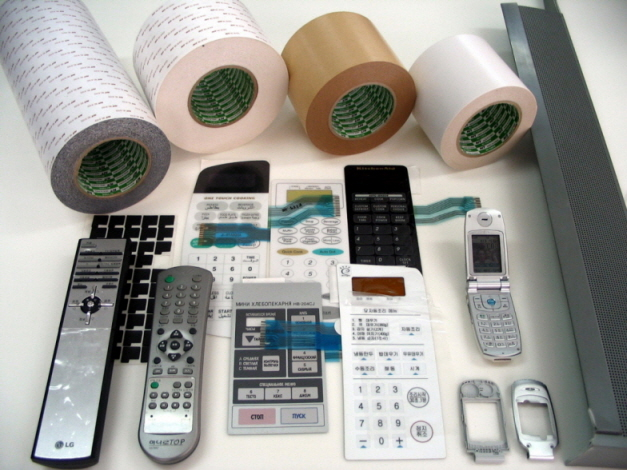 TAPES FOR HOME APPLIANCES, ELECTRONIC PART...