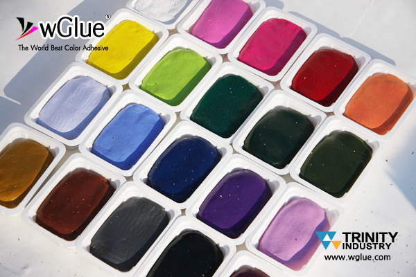 "The World Best Color Adhesive ""wGlue\"" for ..."