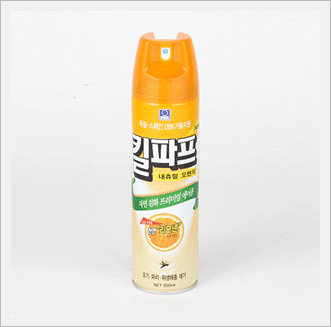 KILLPOP Natural Orange (For Flying Insects...