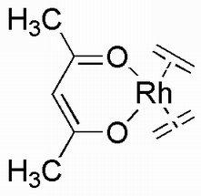 Acetylacetonatobis(ethylene)rhodium(I)