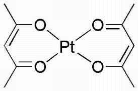 Bis(acetylacetonato)platinum(II)
