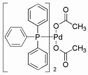 Diacetatobis(triphenylphosphine)palladium(...