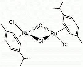 Tetrachlorobis(mu-4-cymene)diruthenium(II)