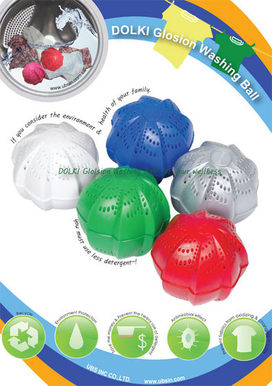 DOLKI Glosion Washing Ball
