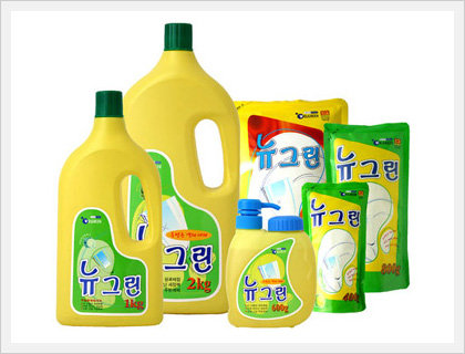 Dish Washing Detergent (New Green)