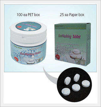 Enzyme Washing Tablet