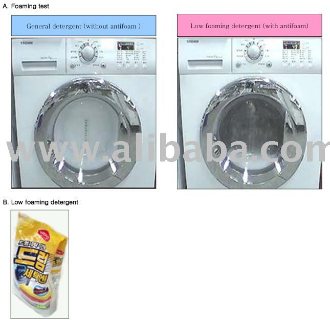 LOW FOAMING DETERGENT