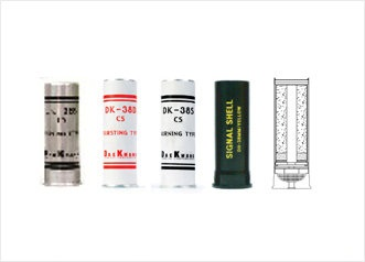 Tear gas shell tear gas cartridge tear gas...  Made in Korea