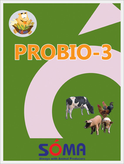PROBIO-3 (Excellent Combination for Yeast,...