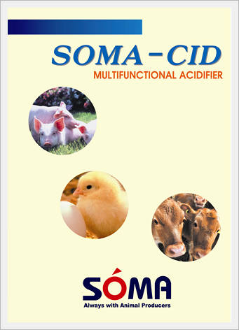 SOMA-CID (Acidifier with High Palatability...