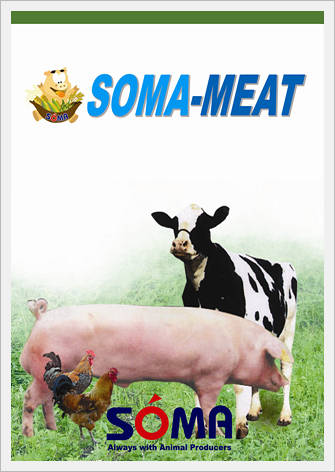 SOMA-MEAT (Meat Quality Improvement Agent)