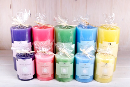 Living In Aroma Fragrance Candle