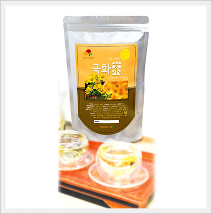 Chrysanthemum Fermented Tea