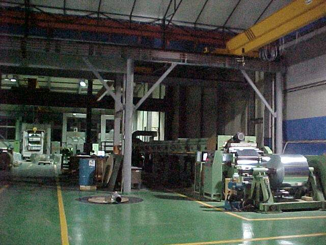ALUMINIUM COATING MACHINE