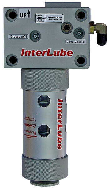 GOLDEN AUTO GREASE PUMP - INTERLUBE