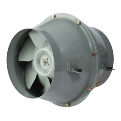 Vane Axial Fan - Fanzic