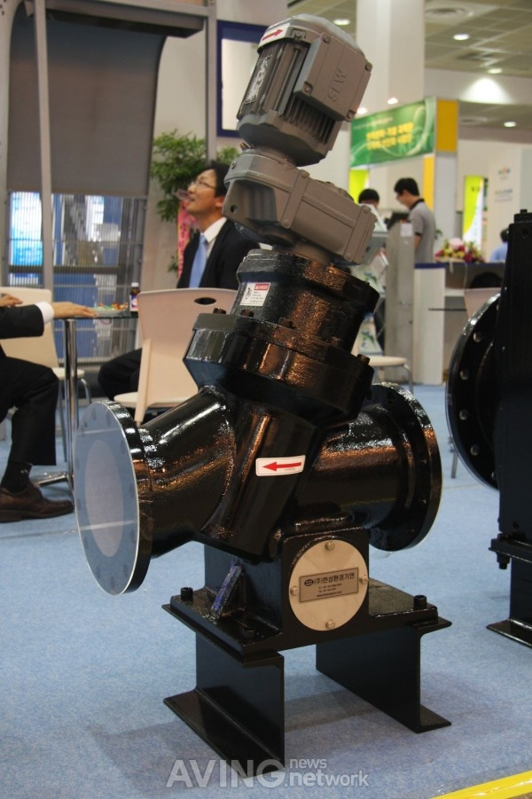 Water Supply Network Diagnosis Robot (Ecowin-SRI/Ecowin-MRI)
