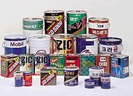 Lubricant Cans