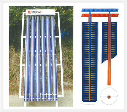 Solar Collector -SSDF-100