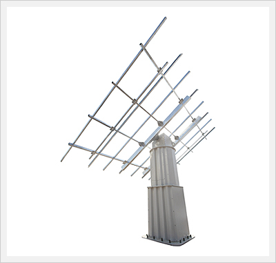 Large Dual-axis Solar Tracker