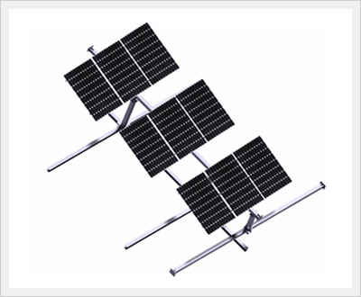 Rooftop Solar Tracker (1 Axis Tracking Sys...