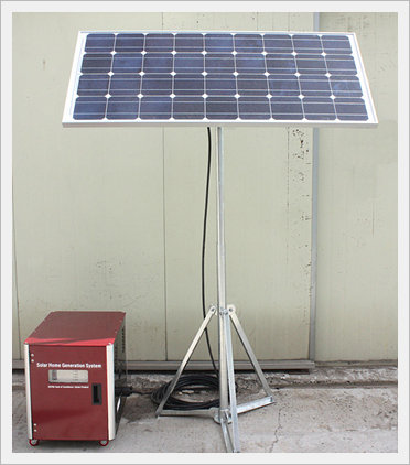 Solar Home Generation System