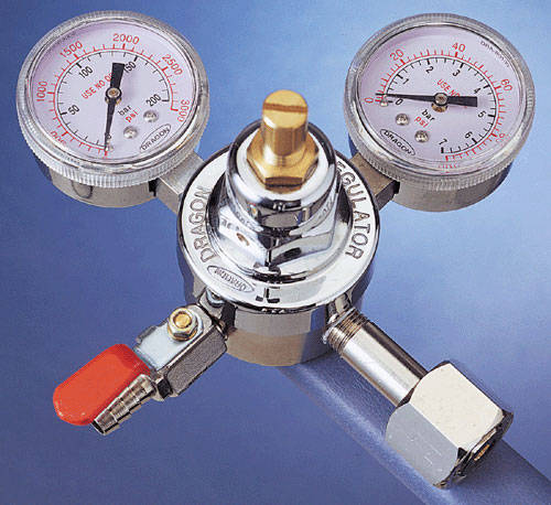 Draft Beer Gas Regulator(CO2)