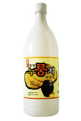 scroched rice wine(1,200 ml)  Made in Korea