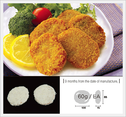 Seafood Cutlet(New)