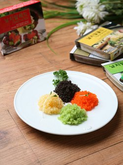 Seasoned Capelin Roe