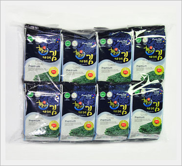 Green Laver Box Lunch 16 Packs