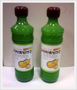 Citron(Yuzu) Juice