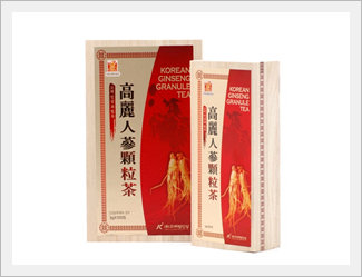 Korean Ginseng Tea(Wooden Box)