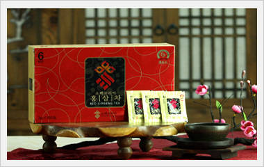 Sobaek Korea Red Ginseng Tea