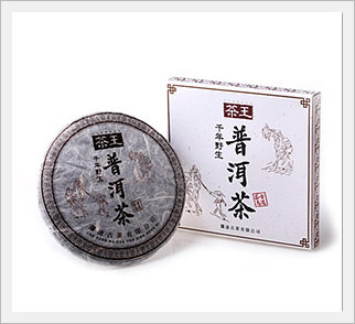 Tea King One Thousand-Year Wild Puer Tea