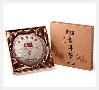 Tea King Yunnan Puer Tea (Master)