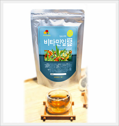 Vitamin Leaf Fermented Tea